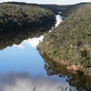 The Glenelg River